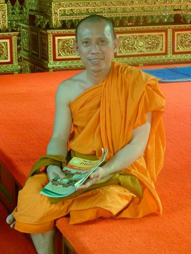 Phra Naam (Ven. Javana)