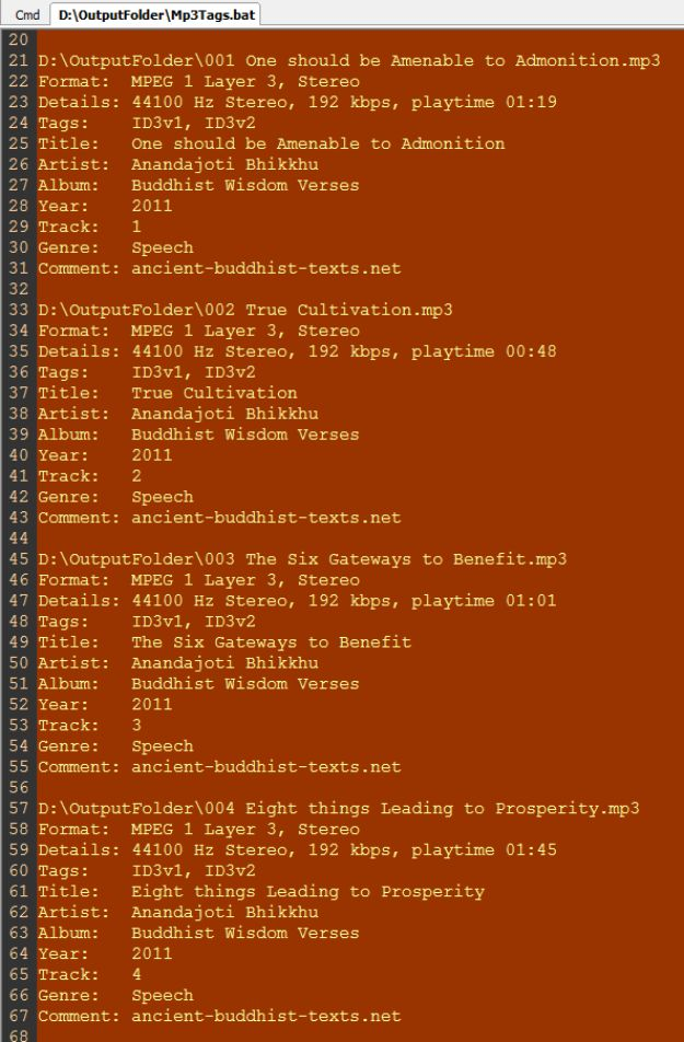 Windows Command Line Tool