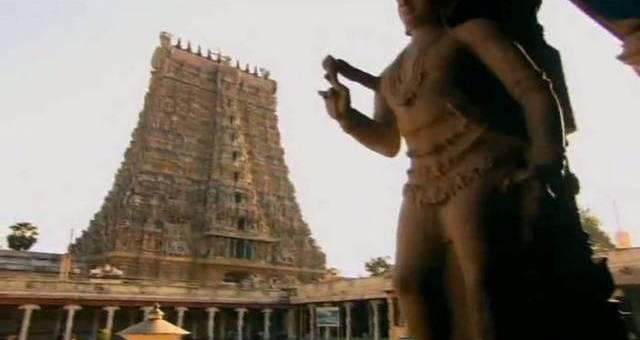 Temple at Kashi