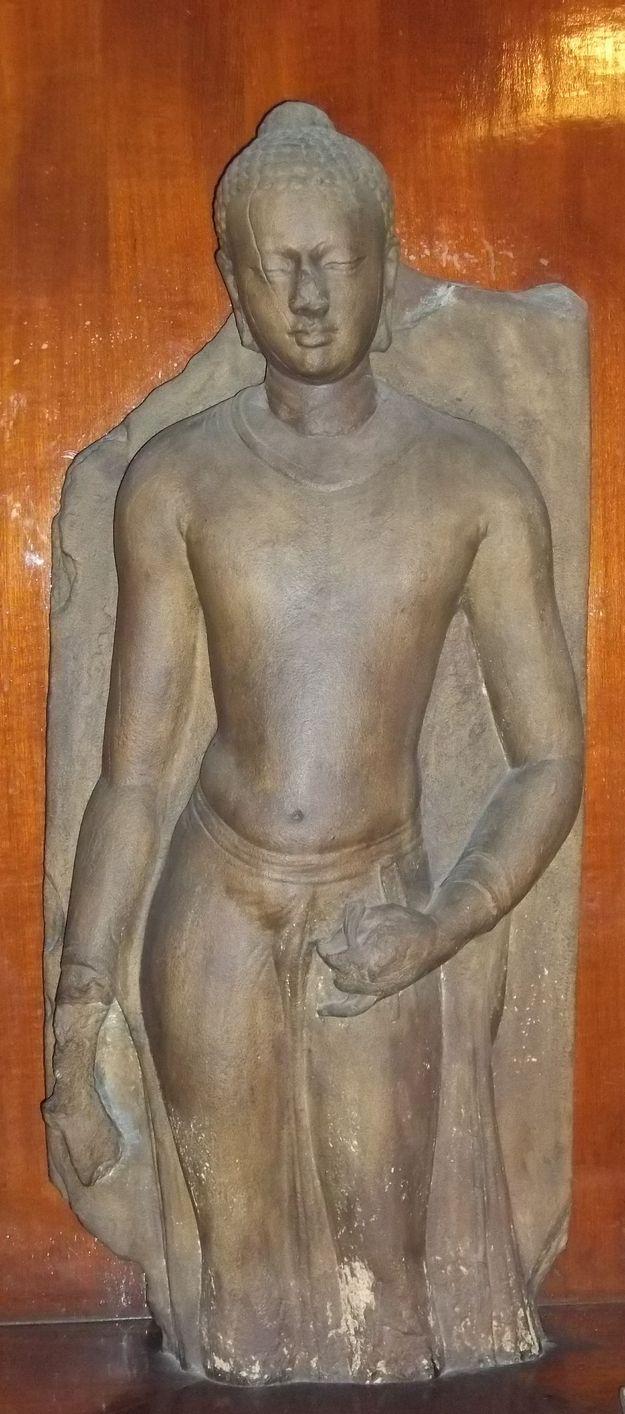 Sarnath Standing Buddha