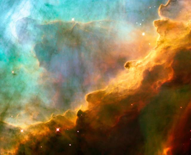 The Swan Nebula (M17)