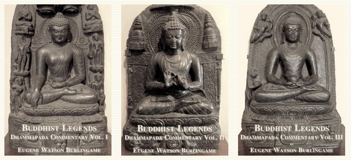 Buddhist Legends