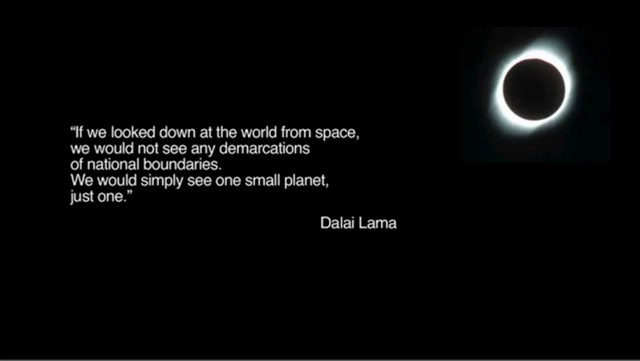 Dalai Lama on One World