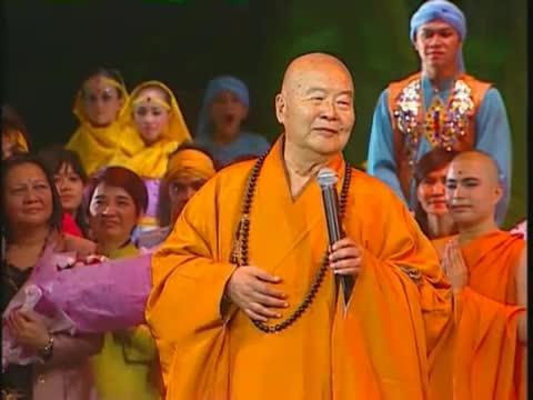 Master Hsing Yun