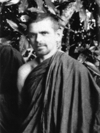 Ñāṇavimala circa 1955