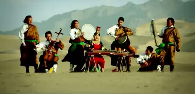 Mongolian Traditional Music