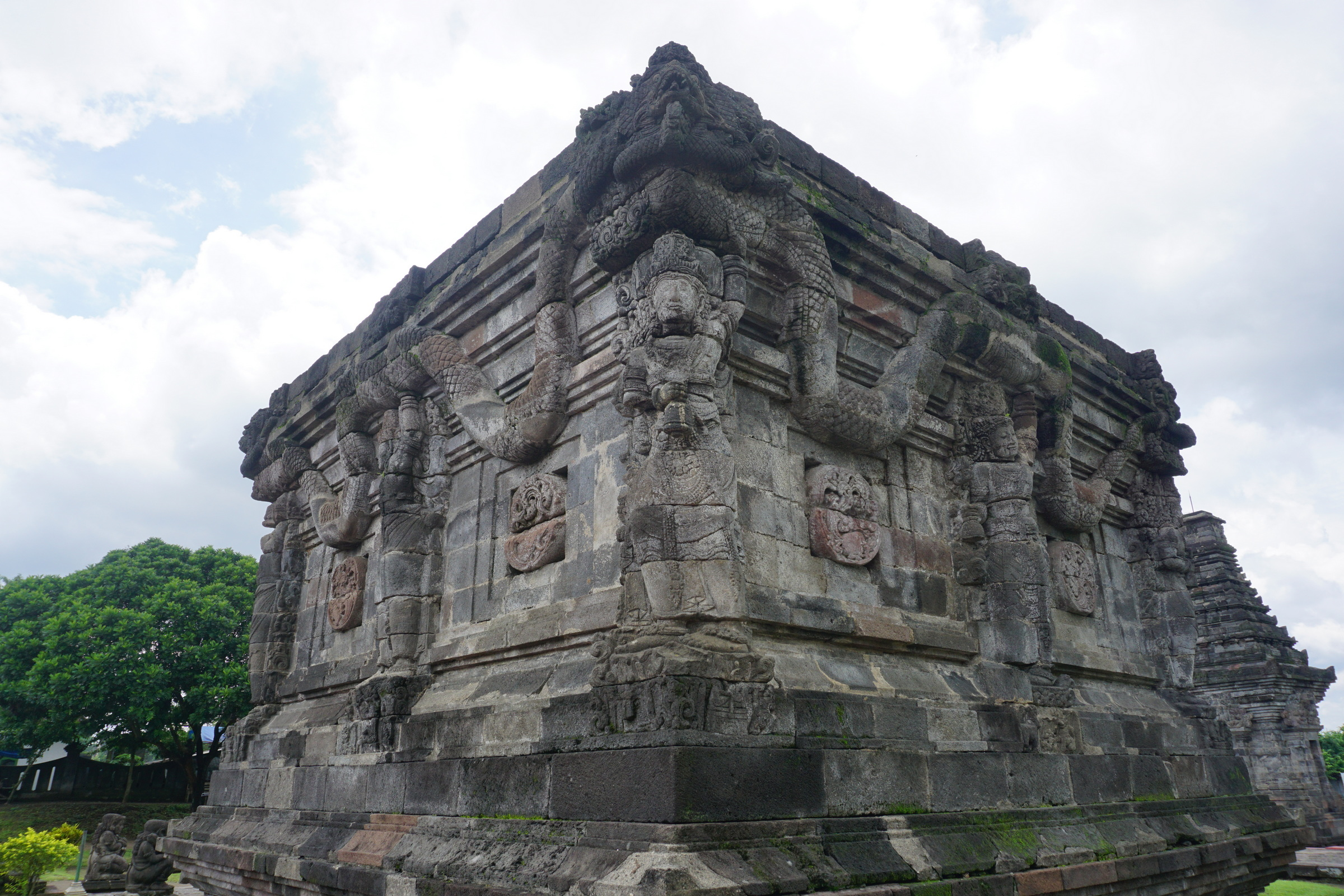 Naga Temple at Candi Penataran