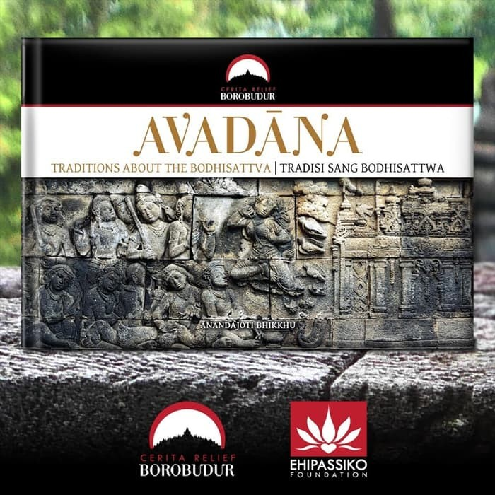 Avadāna Cover